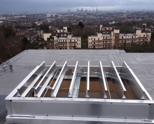Smoke Vent Systems Smoke Amp Natural Ventilation Solutions