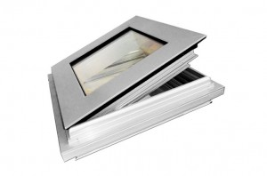 Ultrasky Glazed Natural Smoke Ventilator