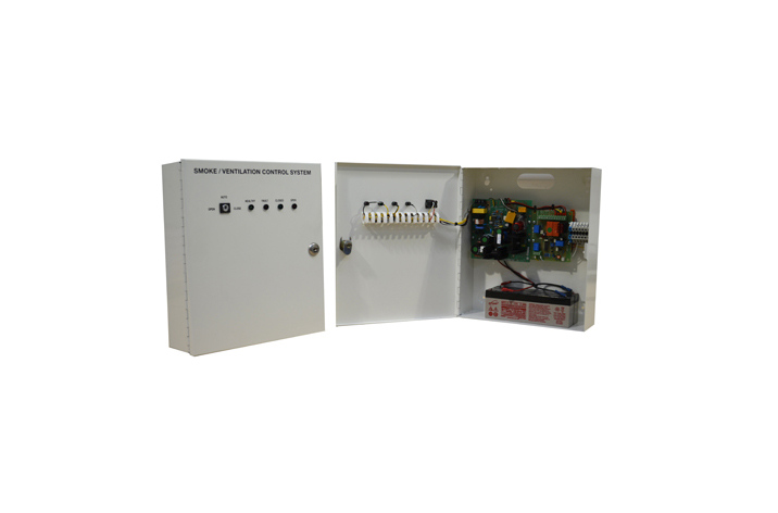 Single Zone Control Panels