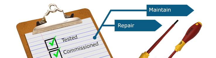 Mobile Repair and Maintenance Banner