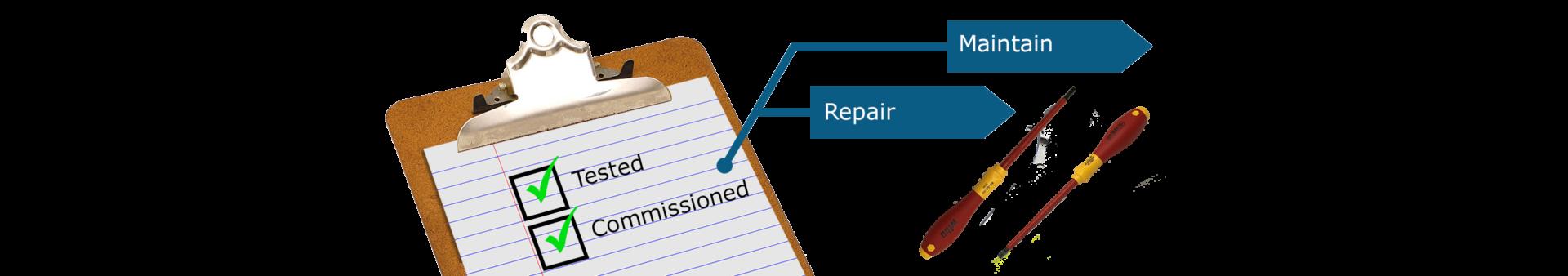 Repair and Maintenance Banner