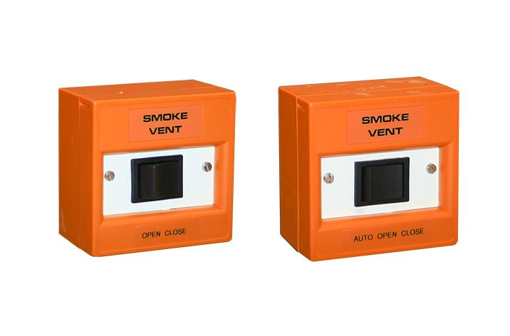 Rocker Switch Manual Call Point Orange