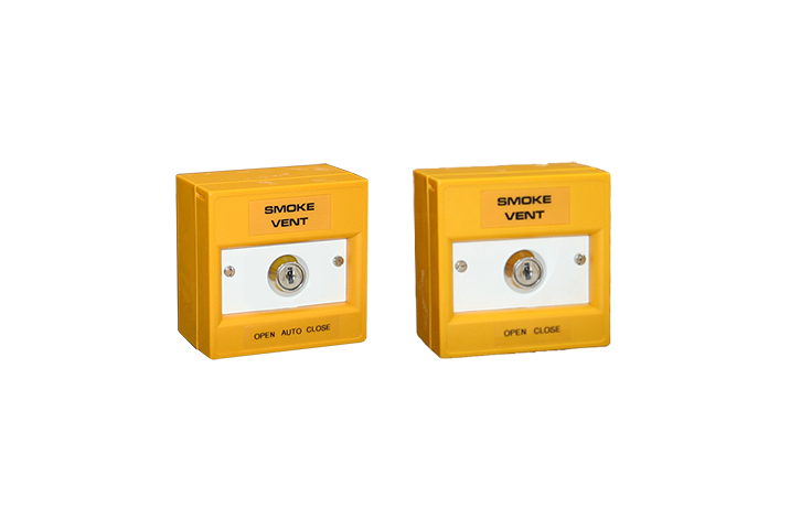 Yellow Key Switch Manual Call Point