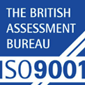 British Assessment Bureau Badge